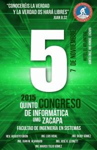 Congreso Informatica UMG Zacapa 2015