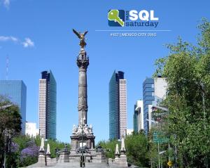 SQL Saturday México 2015